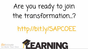 Learning Transformation @SAP